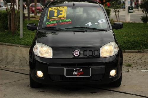 Fiat Uno Vivace 1.0 Unico Dono 2013 Baixo Km