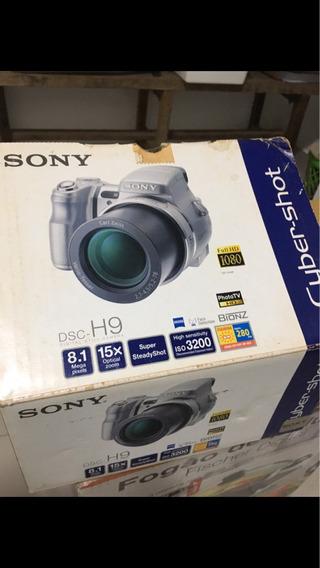 Câmera Sony H9