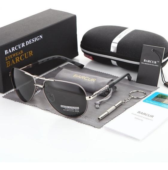 Óculos Polarizados De Alumínio E Magnésio | Top D+
