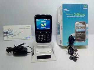 Samsung S3350 Negro Movistar --envío Gratis--
