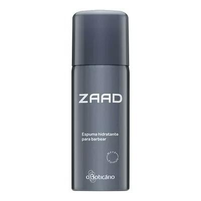 Zaad Espuma Hidratante Para Barbear, 200ml