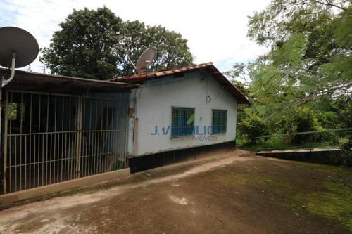 Imagem 1 de 15 de 2 Chácara À Venda, 10.600 M² Por R$ 1.200.000 - Jardim Riviera - Aparecida De Goiânia/go - Ch0027
