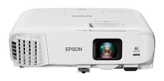 Epson Video Proyector Powerlite 2142w Tecnologia 3lcd