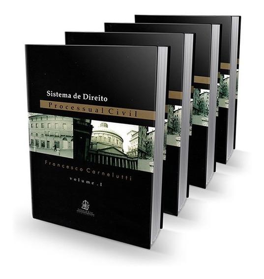 Sistema De Direito Processual Civil - 4 Volumes - 1ª Edição