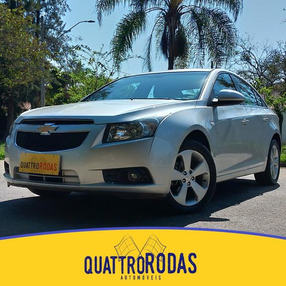 Chevrolet Cruze - 2013/2014 1.8 Lt 16v Flex 4p Automático