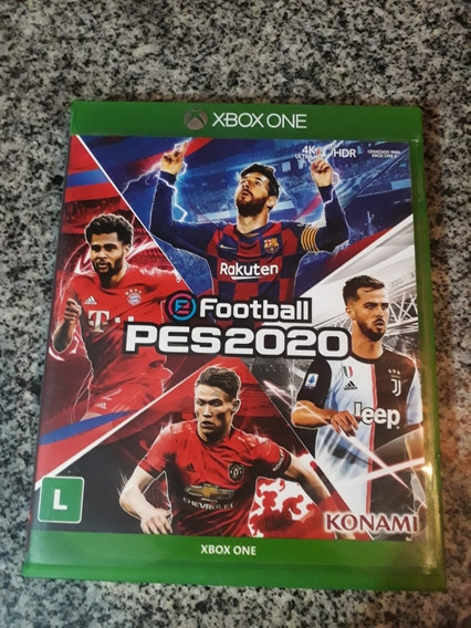 Pro Evolution Soccer 2020 - Xbox One