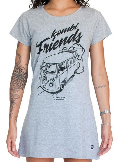 Vestido Feminina - Kombi Friends
