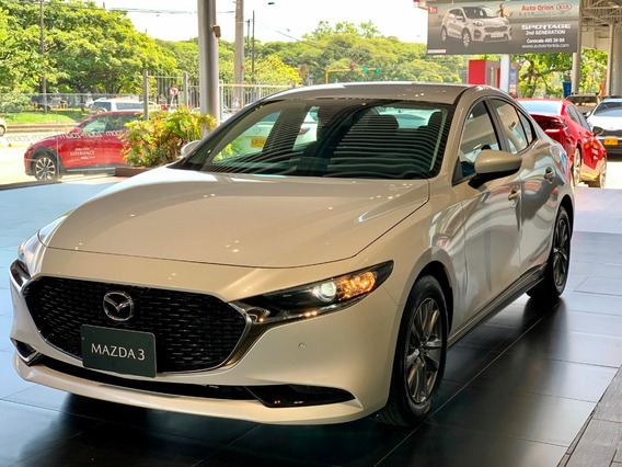 Mazda 3 Touring Blanco Mt | 2021