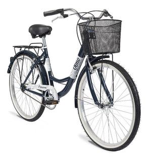 Bicicleta Dama Paseo Olmo Primavera 265 R26 + Envio + Linga