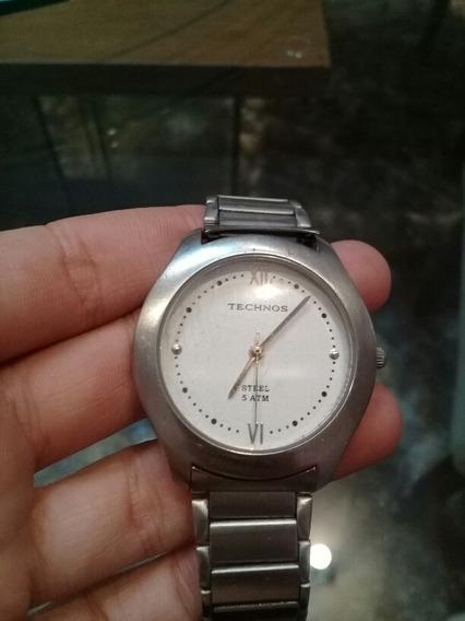 Relógio Technos Steel 5 Atm