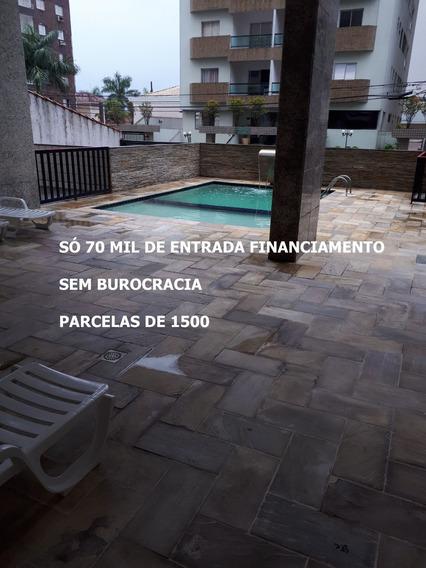 Apartamento Em Vila Tupi Praia Grande Litoral Sul