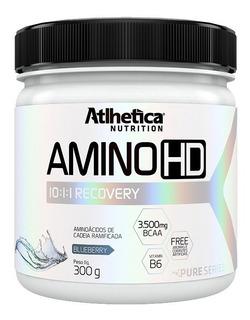 Amino Hd 10:1:1 Recovery - 300g Blueberry - Atlhetica