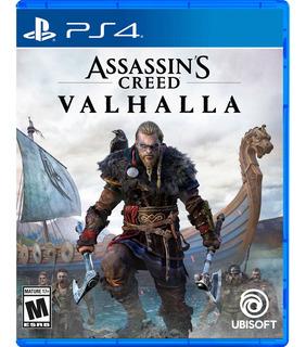 ..:: Assassins Creed Valhalla ::.. Ps4 En Game Center