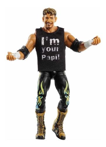 Imagen 1 de 6 de Figura Wwe Mattel Elite Luchador Eddie Guerrero Legends 8