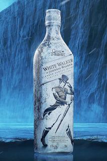 White Walker Ed Especial Game Of Thrones 750cc Cba Cap