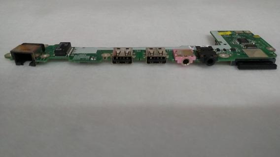 Placa Usb Para Notebook Acer Aspire One Zh7