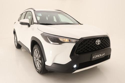 Imagen 1 de 15 de Plan De Ahorro Toyota Corolla Cross Xei Cvt 100%