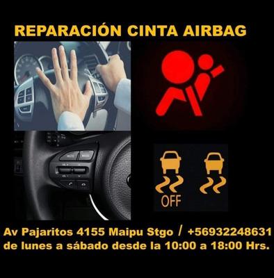 Reparación Cinta Airbag