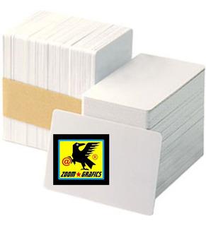 Caja 230 Credenciales Pvc Impresoras Inyeccion Amb. Lados