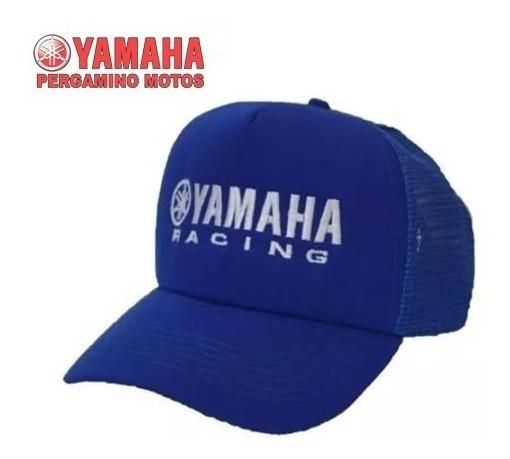 Gorra Yamaha Original Pergamino Motos