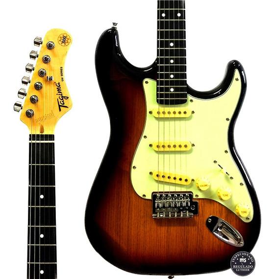 Guitarra Tagima Tg 500 Sunburst Oferta!