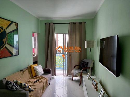Imagem 1 de 9 de Apartamento Com 2 Dormitórios À Venda, 54 M² Por R$ 149.000,00 - Parque Primavera - Guarulhos/sp - Ap3100