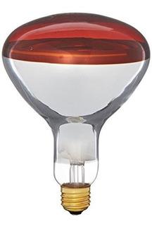 Reflector 250br40red R40 De 250 W Base De Luz Incandescente