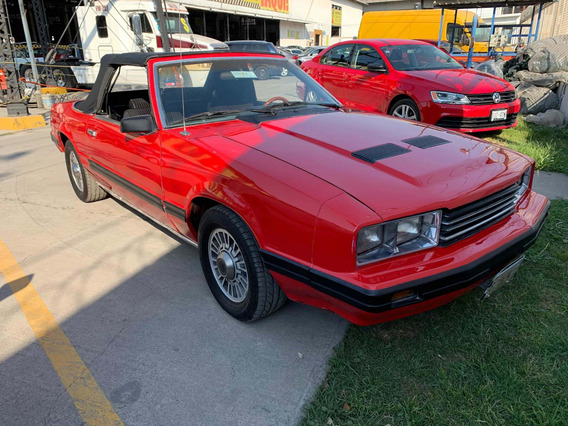 Ford Mustang Convertible Aut Ac V8 1982
