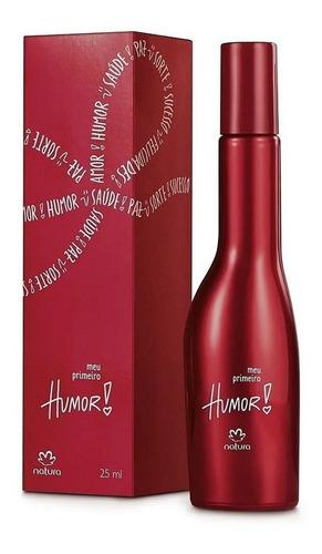 Perfume Humor Meu Primeiro Mini 25ml N - mL a $1000