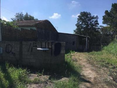 Casa Com 1 Dormitório Em Peruíbe, Litoral Sul De Sp - 5197/p