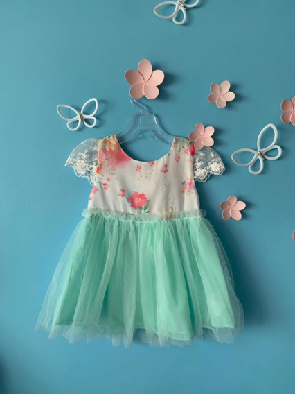 Lote De Vestidos Nuevo Niña 1-5 Años