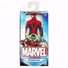 Boneco Avengers Marvel Homem Aranha Habro B1686/b1816 10885