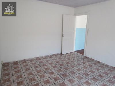 Casa Para Aluguel, 1 Dormitórios, Sacomã - São Paulo - M1594