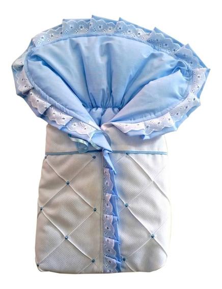 Porta Bebê Menino Azul Saco De Dormir Bebe Menino Azul Bebe