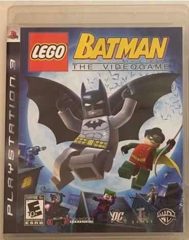 Batman Lego Ps3