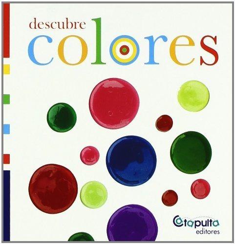Imagen 1 de 1 de Libro Descubre Colores / Pd. (kdk-102) Nuevo