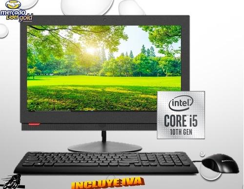 Imagen 1 de 3 de Computador All One Lenovo Core I5 1000gb + 8gb Ram Aio