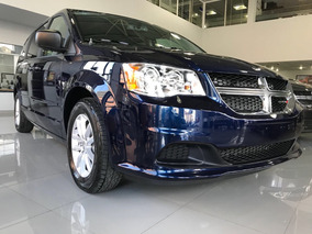 Dodge Grand Caravan 3.7 Sxt At 2017 Autos Y Camionetas