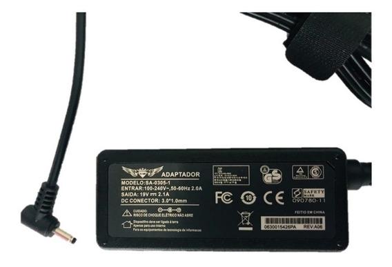 Carregador Fonte Notebook Samsung Ultrabook 19v 2.1a 40w