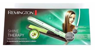 Prancha Chapinha Shine Therapy Remington 2x Original