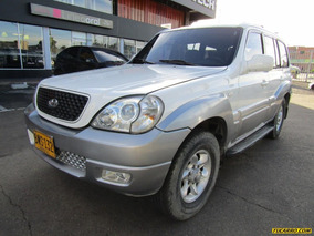 Hyundai Terracan Gl 3.5