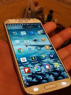Samsung S4 (trizado) Liberado