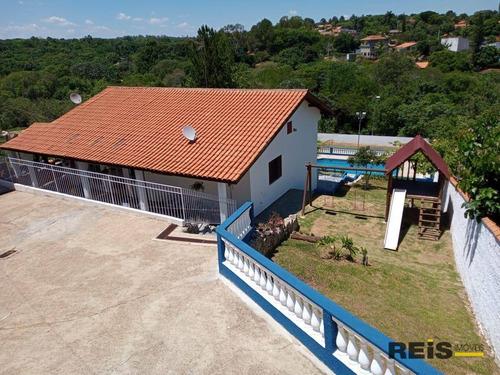 Chácara Com 3 Dormitórios À Venda, 1250 M² Por R$ 650.000 - Monte Bianco - Araçoiaba Da Serra/sp - Ch0110