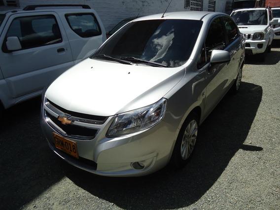 Chevrolet Sail 1.4 Ltz Sedan Refull 2020