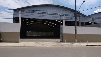 Galpão Em Chácaras Rio-petrópolis, Duque De Caxias/rj De 1100m² À Venda Por R$ 900.000,00 Ou Para Locação R$ 8.000,00/mes - Ga230255