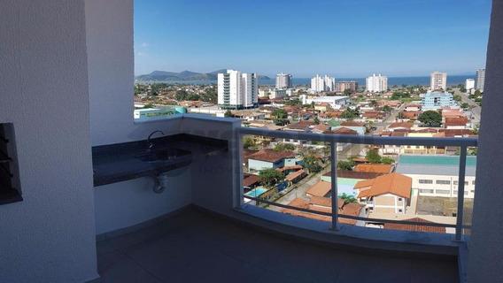 Apartamento Residencial À Venda, Indaiá, Caraguatatuba. - Ap0025