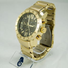 Relógio Atlantis Original Luxo Modelo Bvlgari