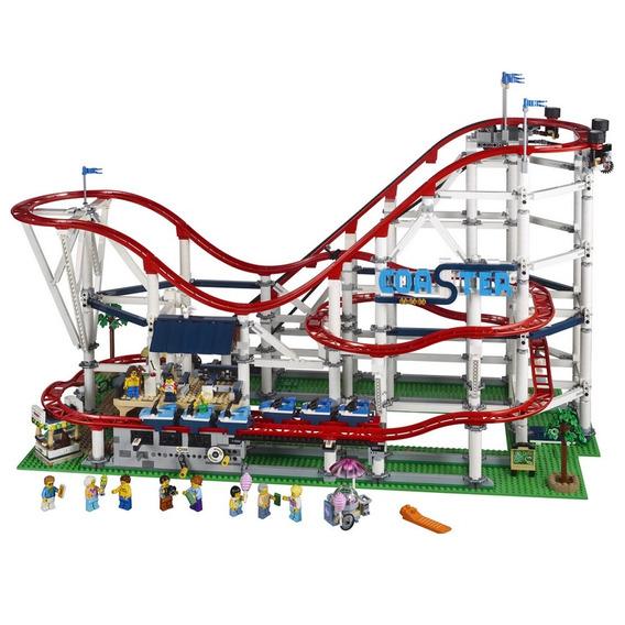 Lego Creator Expert - Montanha-russa