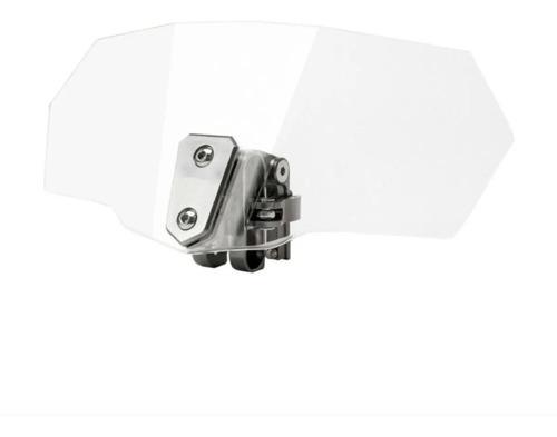 Deflector Parabrisas Para Moto Universal