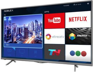 Smart Tv 32 Noblex Quad Core Netflix Youtube
